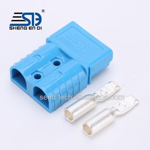 大电流连接器插头