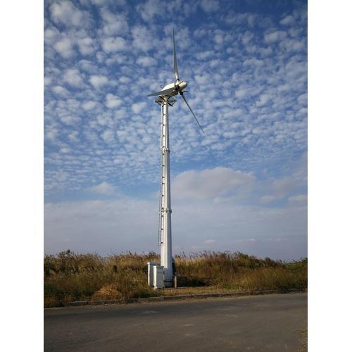 30kW变桨距风力发电机