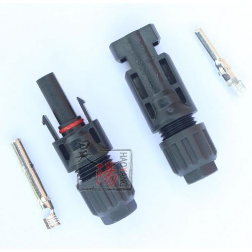 MC4光伏连接器