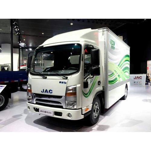 纯电动箱式货车