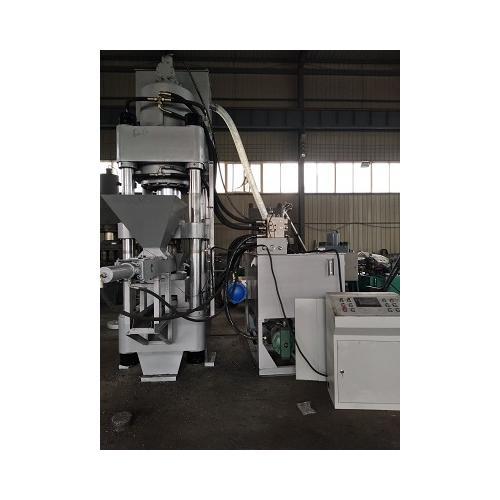 Y全自动金属屑压块机使用范围