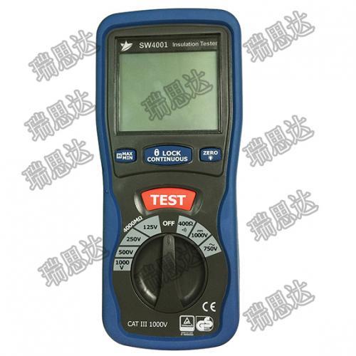 数字化绝缘电阻测量仪