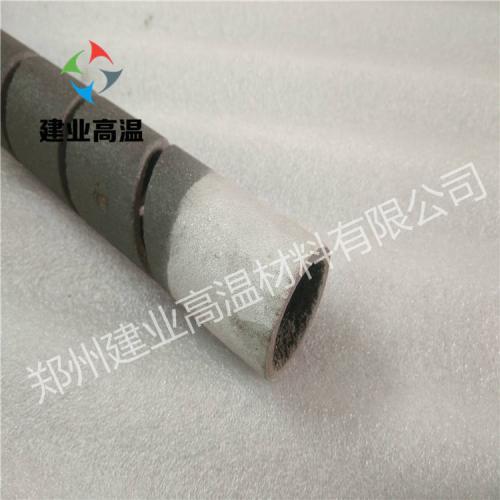 螺纹型硅碳棒