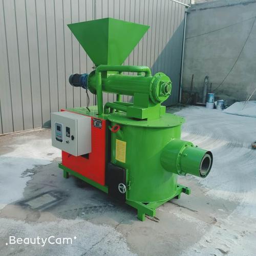 生物质木片木块燃烧机