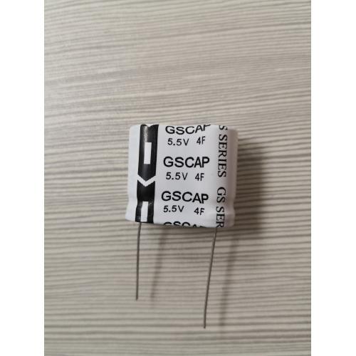 5.5V 4F超级电容