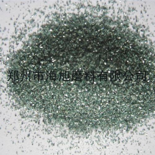 一級綠碳化硅粒度砂