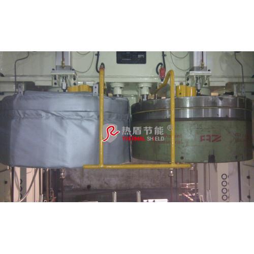 硫化机隔热套