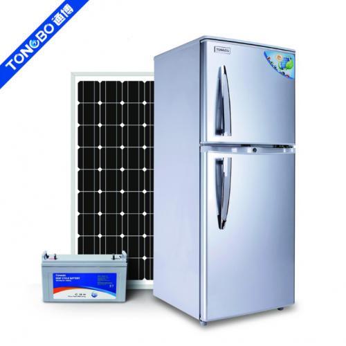 138升太阳能冰箱
