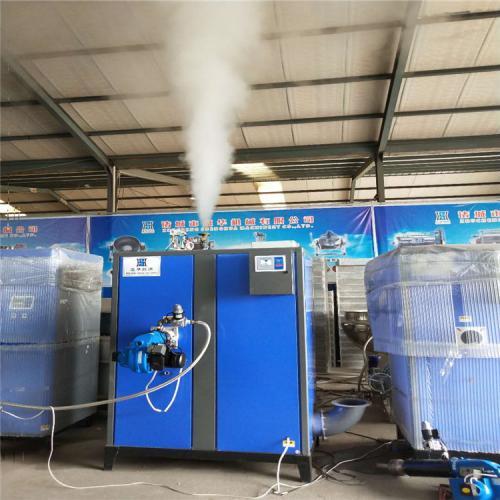 自然循环小型燃气蒸汽发生器