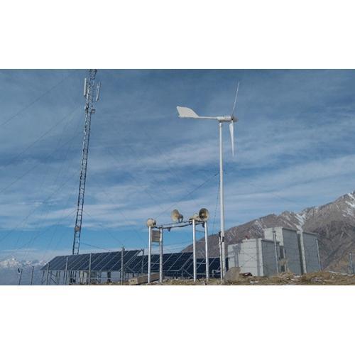通讯基站风光互补混合发电系统