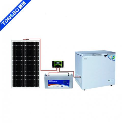 太陽能直流冰柜