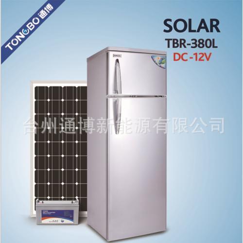 太陽能冰箱