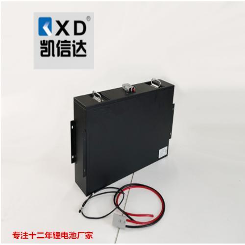 AGV做业平台车专业磷酸铁锂电池组
