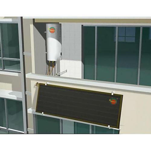 武汉壁挂式太阳能热水器