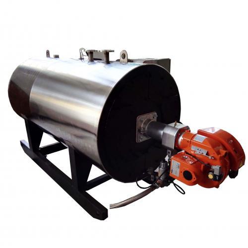 节能洗浴生物质锅炉