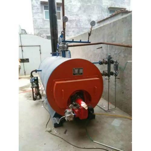 生物醇油鍋爐