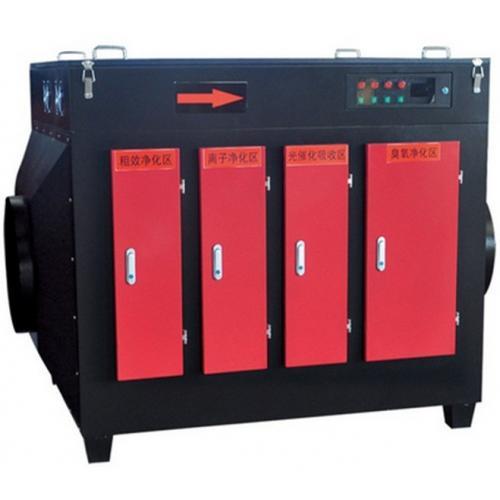 喷漆房光氧催化废气净化设备