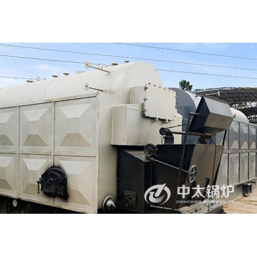 8吨生物质蒸汽锅炉