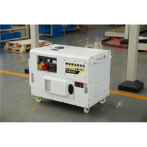 静音15千瓦柴油发电机