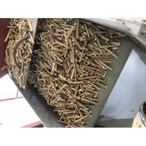 生物质竹屑木屑颗粒