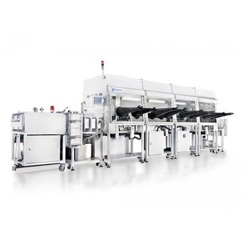 超级电容专用手套箱生产线
