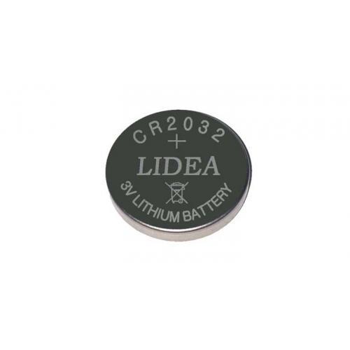 锂锰纽扣电池