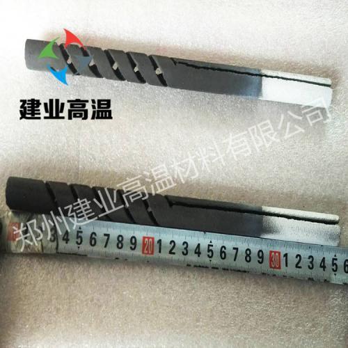 雙螺旋硅碳棒