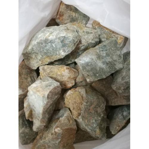 磷鋰鋁石原礦石