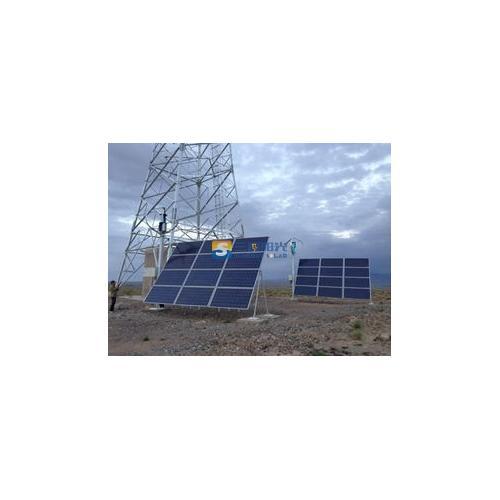 无电地区光伏独立供电系统