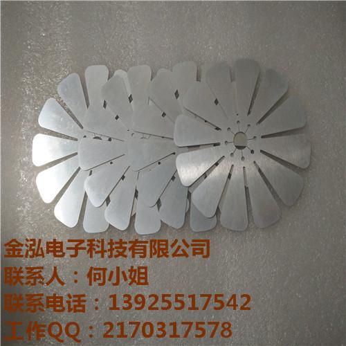铝箔片散热器