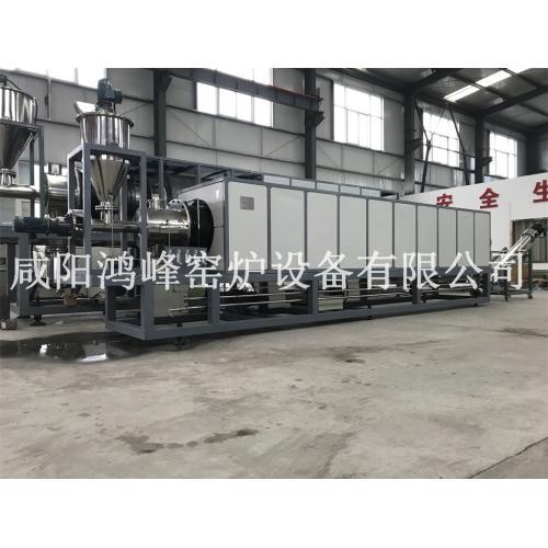 磷酸铁锂专用气氛煅烧炉