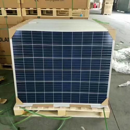 農村平房8KW太陽能發電系統