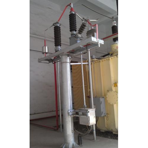 220KV变压器中性点接地保护装置