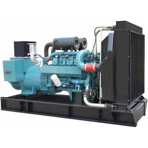 650KW大宇柴油发电机组