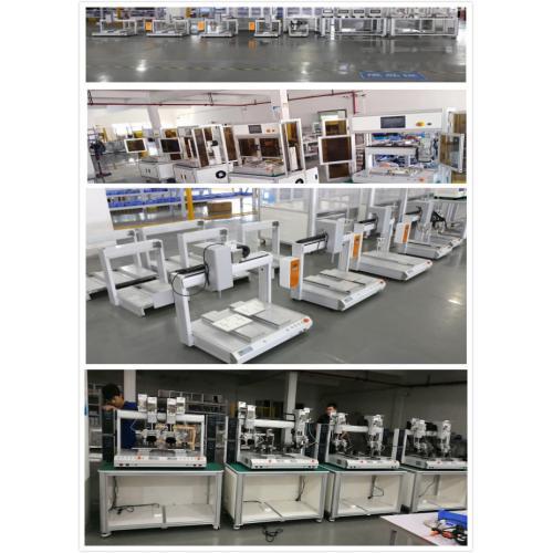 TH9531双头单工位焊锡机