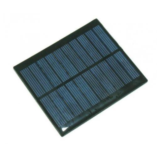 滴胶太阳能电池板