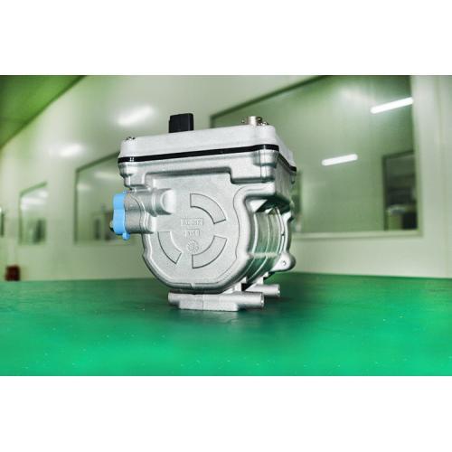 电动涡旋压缩机