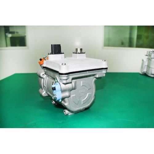 27cc电动涡旋压缩机
