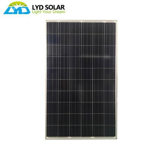 250W多晶太阳能电池板