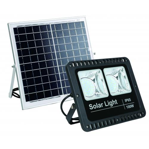 50W太阳能泛光灯