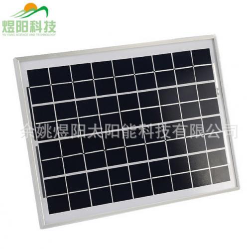 18V层压多晶太阳能电池板