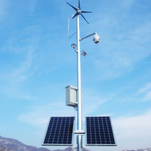 风光互补监控发电系统