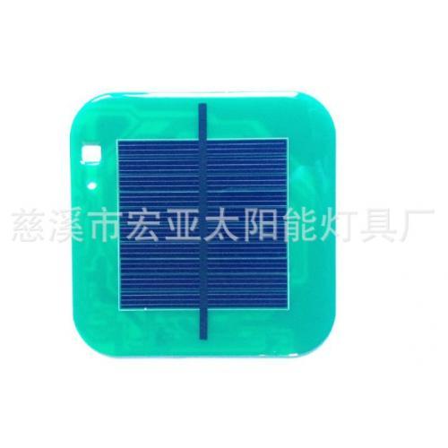 单晶太阳能电池滴胶板