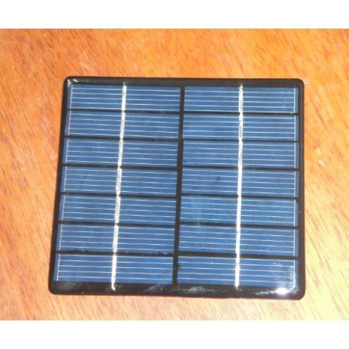 太阳能多晶电池板