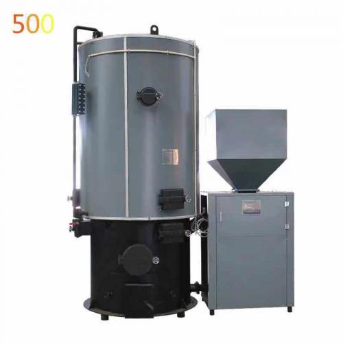 500kg圆形生物质蒸汽发生器