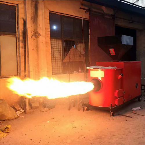 生物质燃烧机