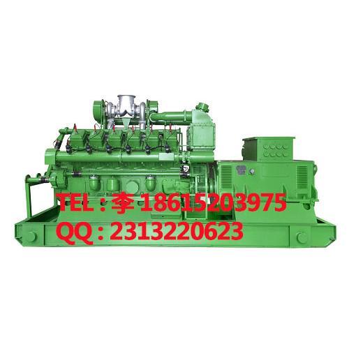 300系列沼气天然气发电机组