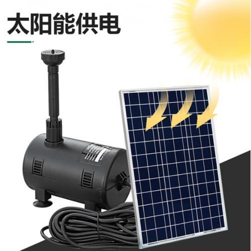 太阳能无刷直流微型喷泉水泵