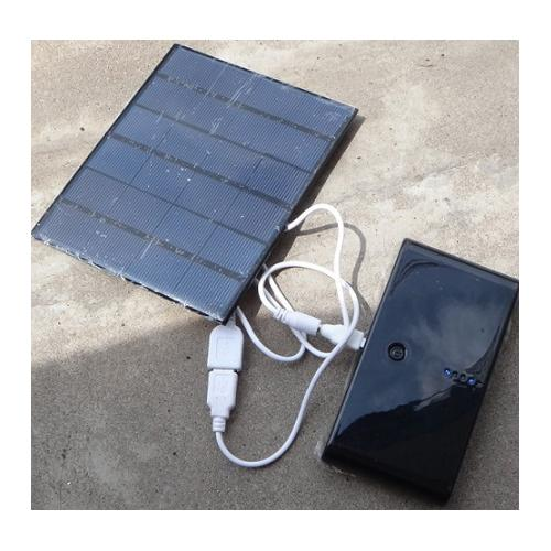 6V太阳能充电器