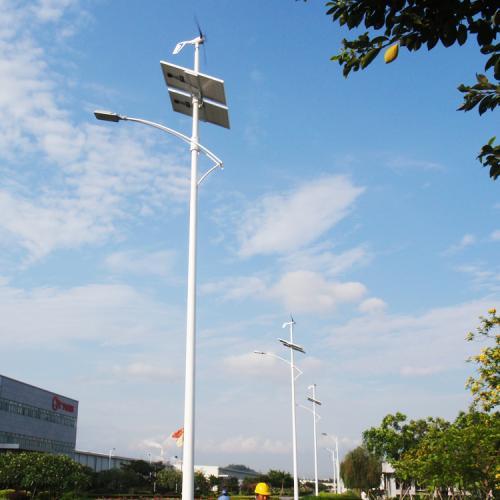 风光互补太阳能风光互补路灯